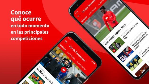 Diario AS – noticias y resultados deportivos Ekran Görüntüsü 9