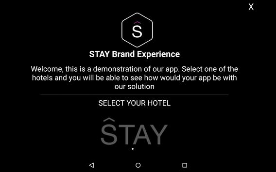 Stay Lobby Touch App screenshot 1