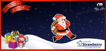 Santa's coming: the game