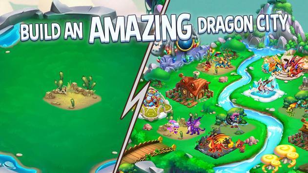 Dragon City poster