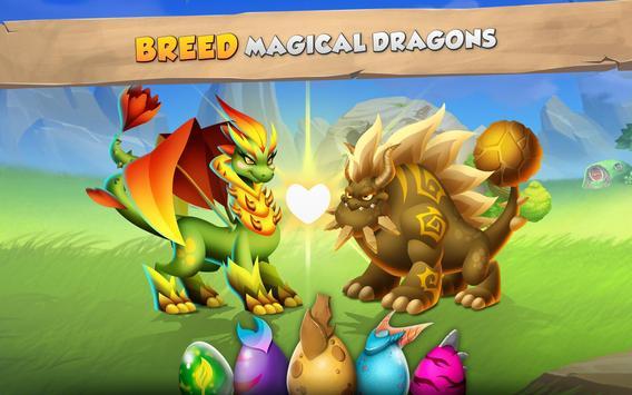 Dragon City स्क्रीनशॉट 10