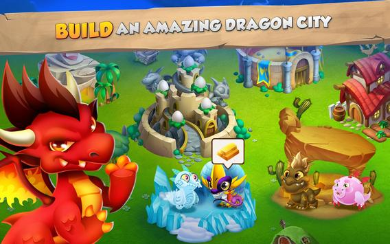 Dragon City: ¡Lucha Con Tu Dragón, Cría Huevos! captura de pantalla 11