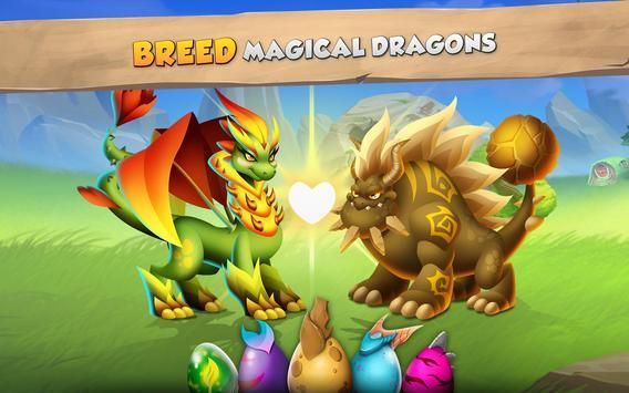 Dragon City: ¡Lucha Con Tu Dragón, Cría Huevos! captura de pantalla 17