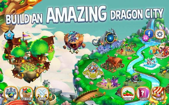 Dragon City Ekran Görüntüsü 17