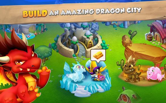 Dragon City स्क्रीनशॉट 18