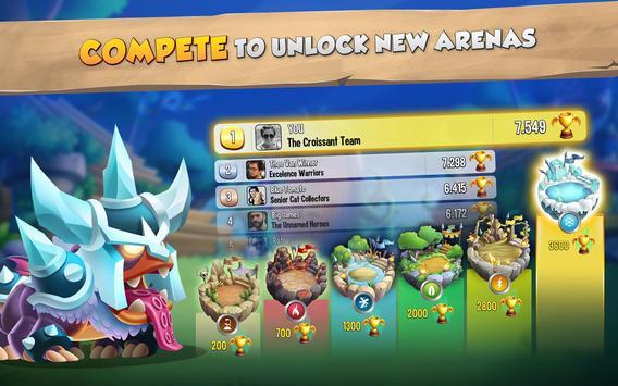 Dragon City: ¡Lucha Con Tu Dragón, Cría Huevos! captura de pantalla 19