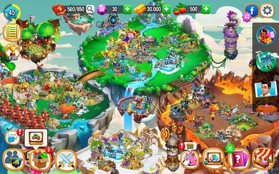Dragon City screenshot 20