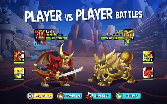 Dragon City Ekran Görüntüsü 20