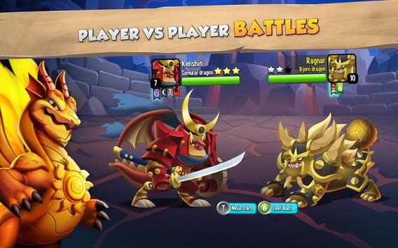 Dragon City: ¡Lucha Con Tu Dragón, Cría Huevos! captura de pantalla 7