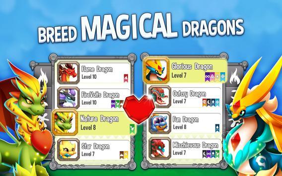 Dragon City screenshot 8