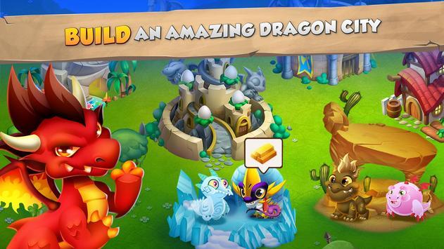 Dragon City: ¡Lucha Con Tu Dragón, Cría Huevos! captura de pantalla 4