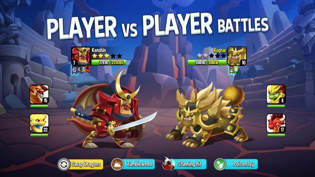 Dragon City Ekran Görüntüsü 4