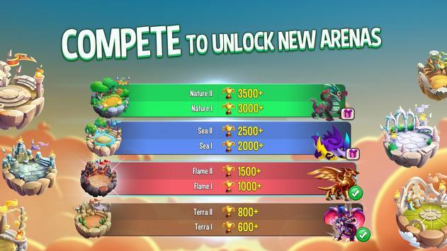 Dragon City Ekran Görüntüsü 6