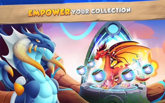 Dragon City स्क्रीनशॉट 8