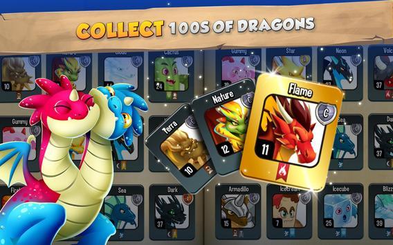 Dragon City: ¡Lucha Con Tu Dragón, Cría Huevos! captura de pantalla 9