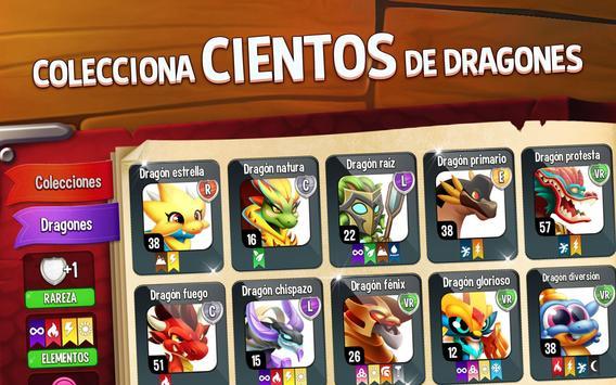 Dragon City: ¡Lucha Con Tu Dragón, Cría Huevos! captura de pantalla 16