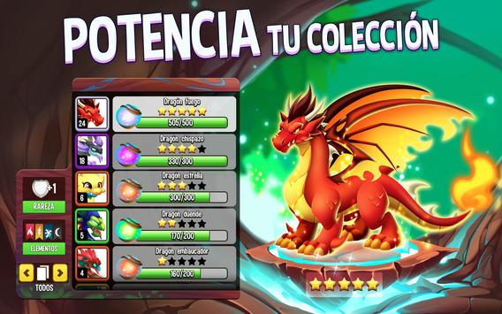 Dragon City: ¡Lucha Con Tu Dragón, Cría Huevos! captura de pantalla 18