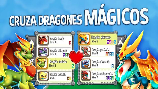 Dragon City: ¡Lucha Con Tu Dragón, Cría Huevos! captura de pantalla 1