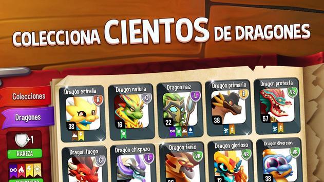 Dragon City: ¡Lucha Con Tu Dragón, Cría Huevos! captura de pantalla 2