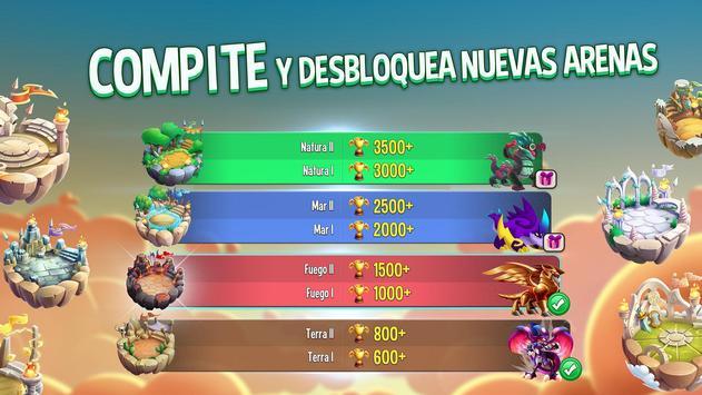 Dragon City: ¡Lucha Con Tu Dragón, Cría Huevos! captura de pantalla 5