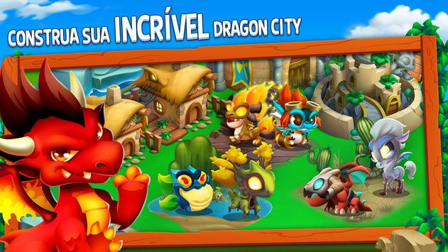 Dragon City Cartaz