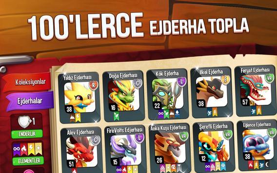 Dragon City Ekran Görüntüsü 8