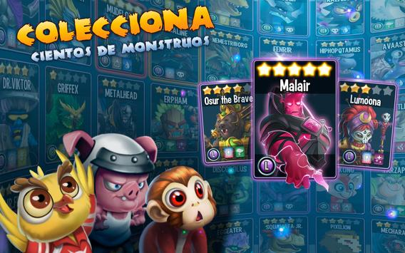 Monster Legends captura de pantalla 8