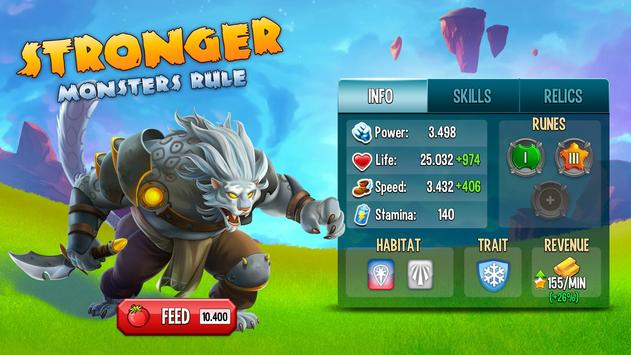 Monster Legends постер