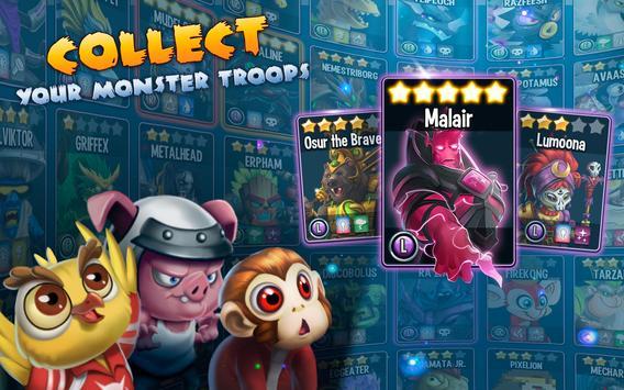 14 Schermata Monster Legends