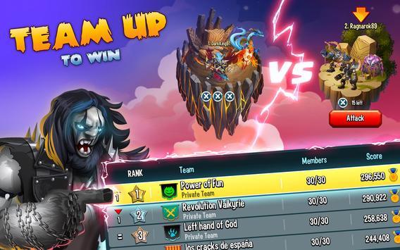 Monster Legends स्क्रीनशॉट 15