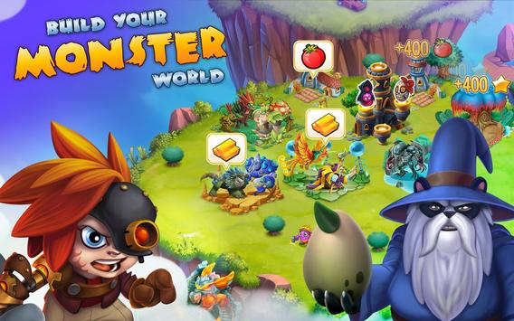 Monster Legends скриншот 16