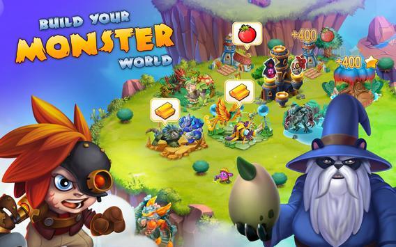 Monster Legends скриншот 10