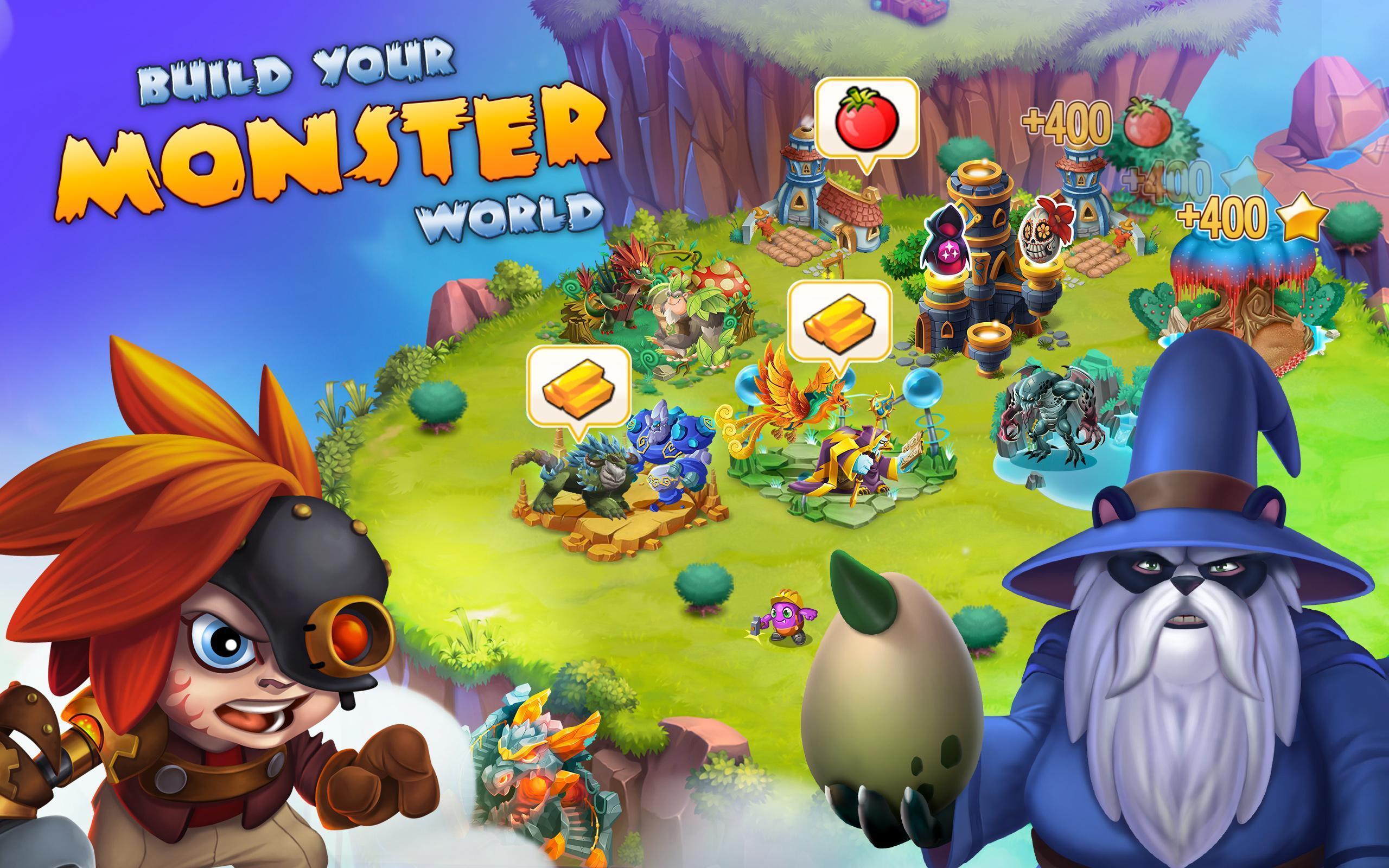Monster Legends for Android - APK Download