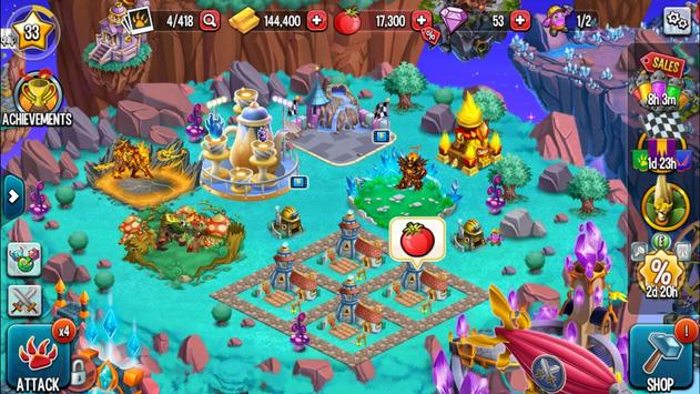 Monster Legends скриншот 11