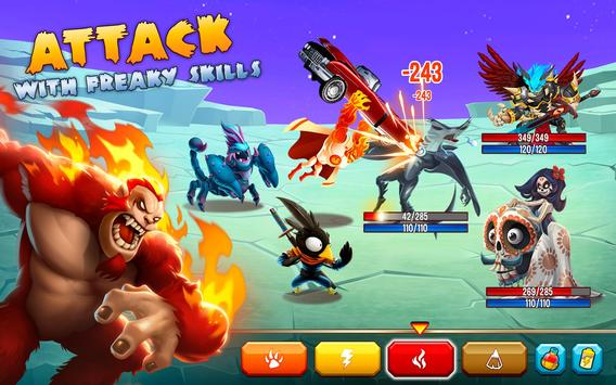 Monster Legends скриншот 13
