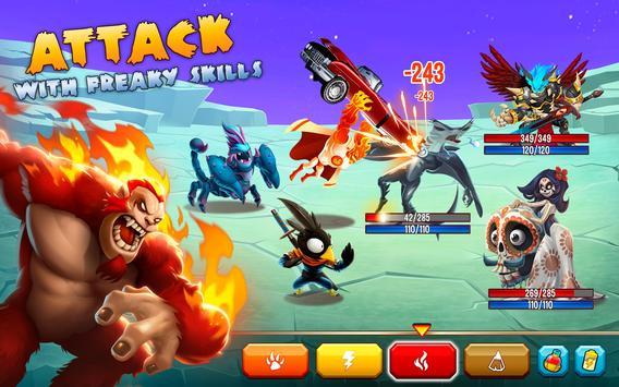 Monster Legends स्क्रीनशॉट 13
