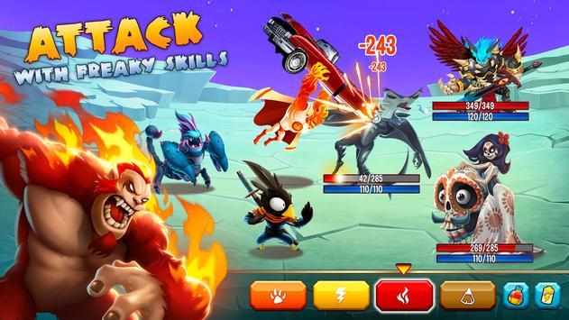 Monster Legends скриншот 1