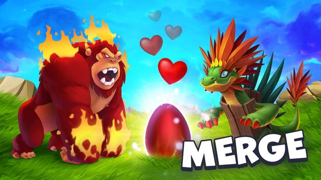 Monster Legends: Breed & Merge Heroes Battle Arena screenshot 3
