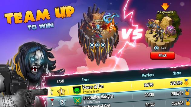 Monster Legends screenshot 3