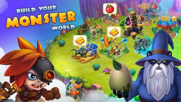 Monster Legends स्क्रीनशॉट 4