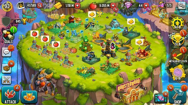 Monster Legends screenshot 5