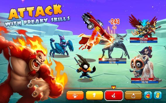 Monster Legends - RPG screenshot 7