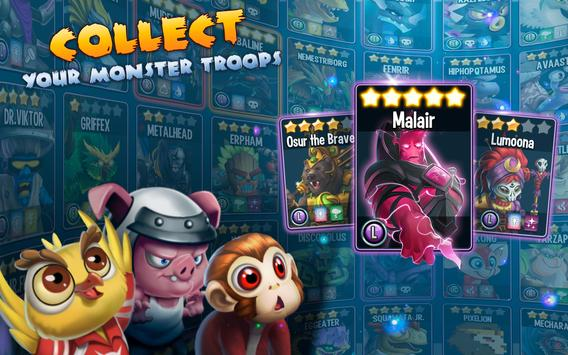 Monster Legends 截图 8