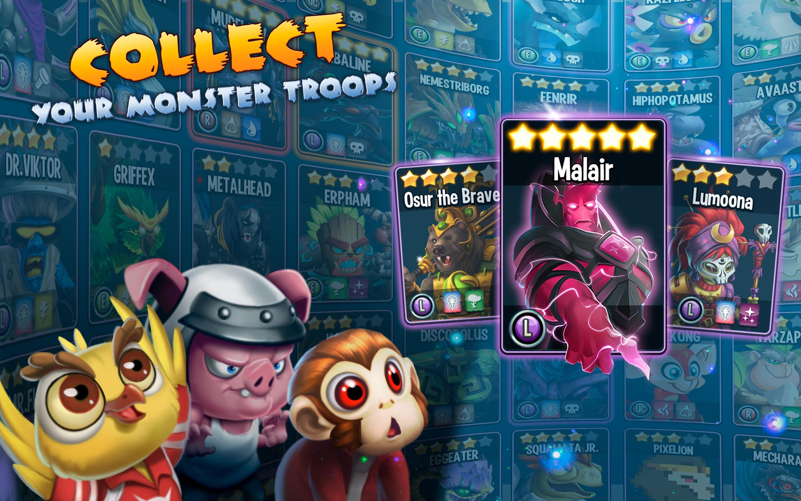 Monster Legends for Android - APK Download