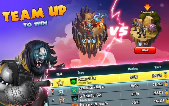 Monster Legends स्क्रीनशॉट 9