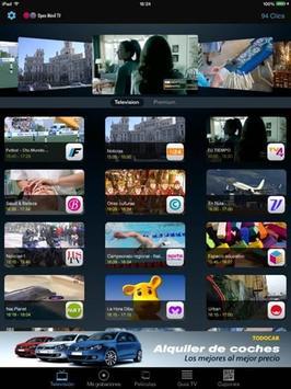 OpenMovil TV screenshot 5