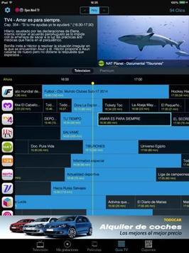 OpenMovil TV screenshot 6