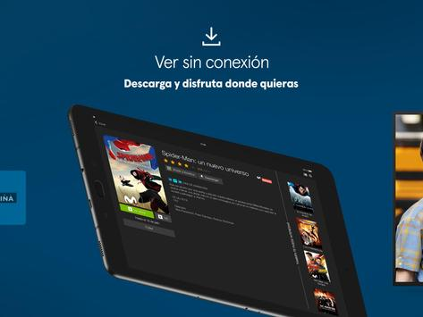 MOVISTAR+ screenshot 11