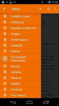Platos tipicos screenshot 1