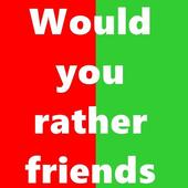 Would you rather friends icon